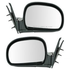 94-98 S10 Manual Mirror Pair