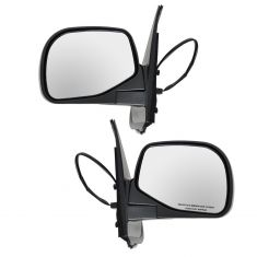 1995-01 Ford Explorer Power Mirror Pair