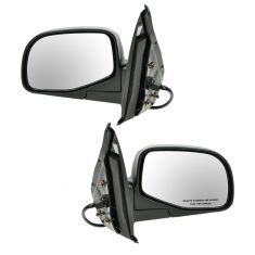 1998-03 Explorer Power Mirror NoHt w/Puddle Pair