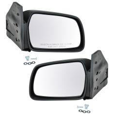 1989-98 Sidekick Manual Mirror No Fold Pair