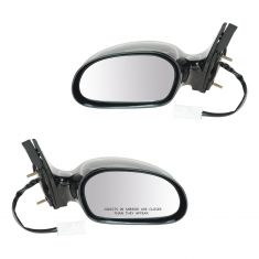 1996-99 Ford Taurus Power Non Heated Mirror Pair