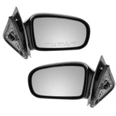 1995-04 Chevy Cavalier Coupe Manual Mirror Pair