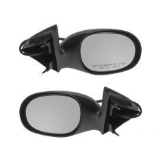 1998-04 Chrysler Concorde Power Mirror Pair