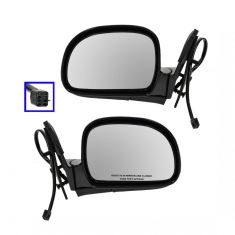 Power Mirror Pair