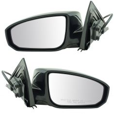 04-08 Nissan Maxima Power Heated Non Folding Mirror PAIR
