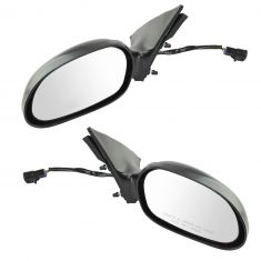02-06 Ford Taurus w/Pud Lamp Fixed Pwr Mirror Pair