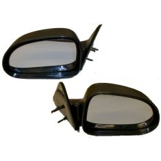 1997-01 Dodge Dakota/Durango Manual Mirror pair