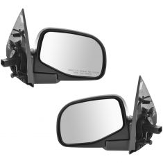 2002-05 Ford Explorer Power Mirror Pair