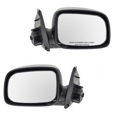 04-11 Chevy Colorado, GMC Canyon; 06-08 Isuzu PU Manual Mirror PAIR