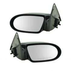 1995-01 Geo Chevy Metro Manual Mirror Pair