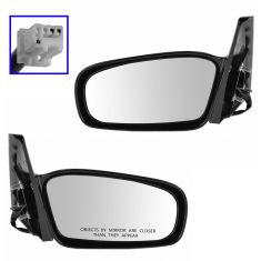 2000-05 Eclipse Sebring Stratus Cpe Power Mirror Pair