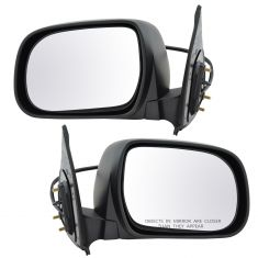 2005-11 Toyota Tacoma Power Mirror Pair