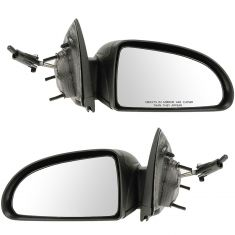 2005-07 Chevy Cobalt Mirror Manual for 4dr Sedan Pair