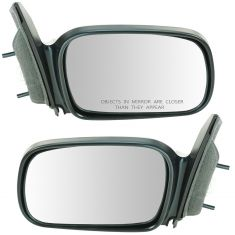 2006-10 Honda Civic Power Mirror 2 Door Coupe Pair (non Canadian models)