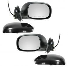 2000-06 Toyota Tundra Power Mirror Pair for Limited