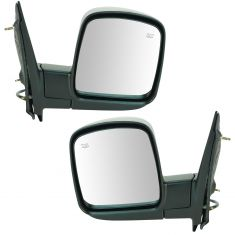 2003-06 CHEVY EXPRESS POWER MIRROR W/HEAT Pair