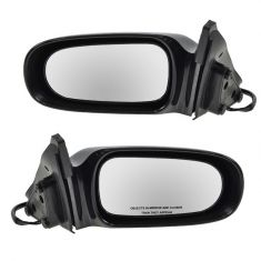 2000-02 Mazda 626 Mirror Power Pair