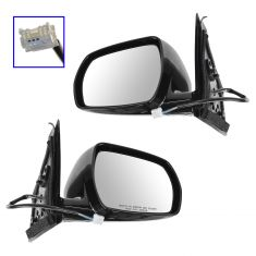 2003-04 Nissan Murano Mirror Power Pair
