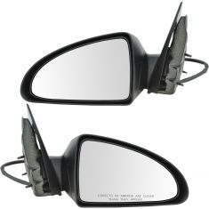 2004-07 Chevy Malibu Mirror Power Folding Pair