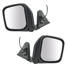 98-04 Mitsubishi Montero Sport Mirror Power Pair