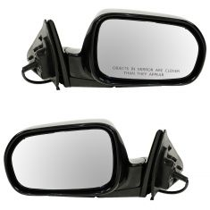 1998-02 Honda Accord Mirror Power Pair for Coupe Models