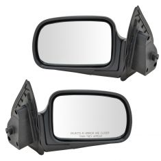 93-98 Nissan Quest Mirror Manual Remote Pair