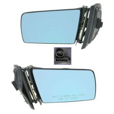 Mirror Power Heated Memory PAIR