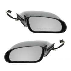 98-00 Chrysler Sebring Coupe, Dodge Avenger Power Non Heated Mirror PAIR
