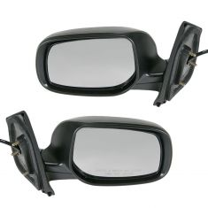 06-08 Toyota Yaris Sedan Power Mirror PAIR