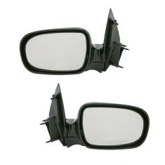 97-07 GM Mini Van Manual Mirror PAIR