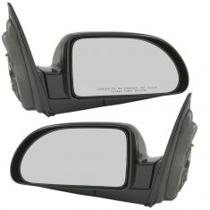 06-09 Chevy Pontiac Equinox Torrent Mirror Folding Pair