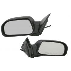 04-05 Chrysler Pacifica Mirror Power heated Folding Pair