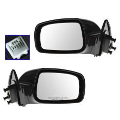 04-08 Toyota Solara Mirror Power Heated Pair