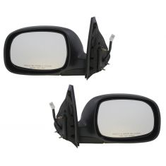 01-06 Toyota Tundra Sequoia SR5 Mirror Power Heated Folding Pair
