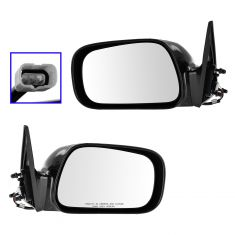 02-06 Toyota Camry Mirror Power (Japan Built) Pair