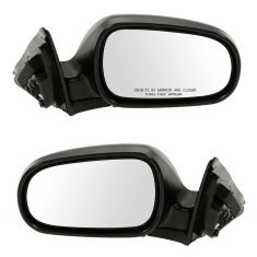 90-93 Accord Power Mirror Pair