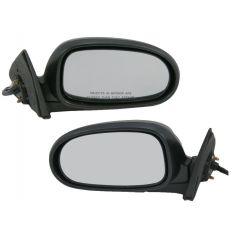 00-01 INFINITI I30 02-04 I35 00-03 Maxima Power Heated Folding Mirror Pair