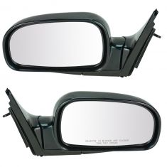 01-06 Hyundai Santa Fe Power Mirror Pair