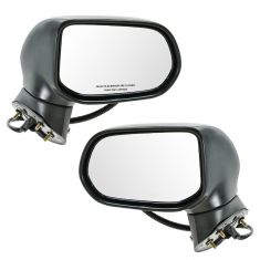06-11 Honda Civic Power Mirror 4 door Sedan Pair (non heated)