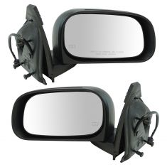 04-05 DODGE DURANGO POWER MIRROR W/HEAT Pair
