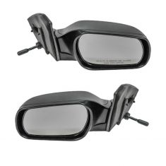 04-06 Mazda 3 Mirror Manual Remote Pair