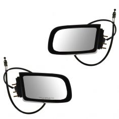 90-96 Grand Prix Manual Remote Mirror PAIR