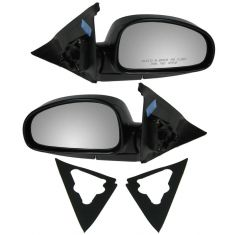 01-06 Kia Optima LX,Magentis Mirror Power PAIR
