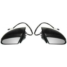 89-97 T-Bird Power Mirror w/Mldg Provision PAIR