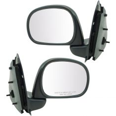 97-01 F150 Manual Mirror PAIR