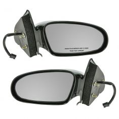 96-02 Saturn S 4dr Power Mirror PAIR