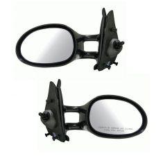 95-00 Dodge Stratus Manual Remote Mirror PAIR