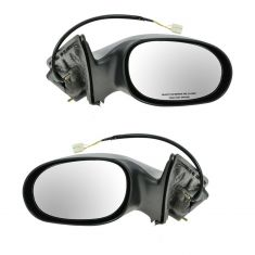 01-06 Chrysler Sebring, Dodge Stratus Sedan Fixed Power Mirror PAIR