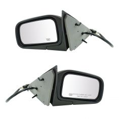 1995-96 FORD MERCURY CROWN VICTORIA MARQUIS POWER MIRROR PAIR