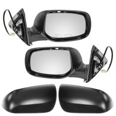 09-10 Toyota Matrix Power Mirror Textured PAIR